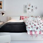 awesome Teen Bedroom Decorating Concepts plus Small White varnished Floating Shelf Including Frame On The Wall As Nicely Lamp Desk Corner Ideas