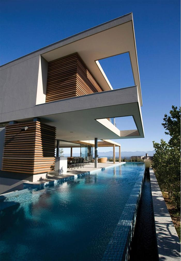 Get to know more about swimming pool designs homesfeed for Pool and pool house
