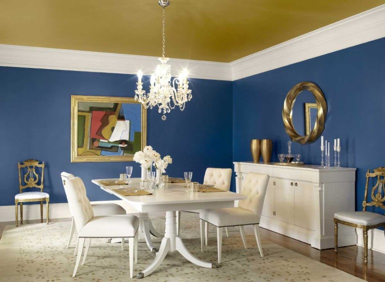 time fancy dining room. Fascinating Blue Eating Room Paint Colour Thought With Fancy Chandelier White Desk Plus Modern Dining Time O