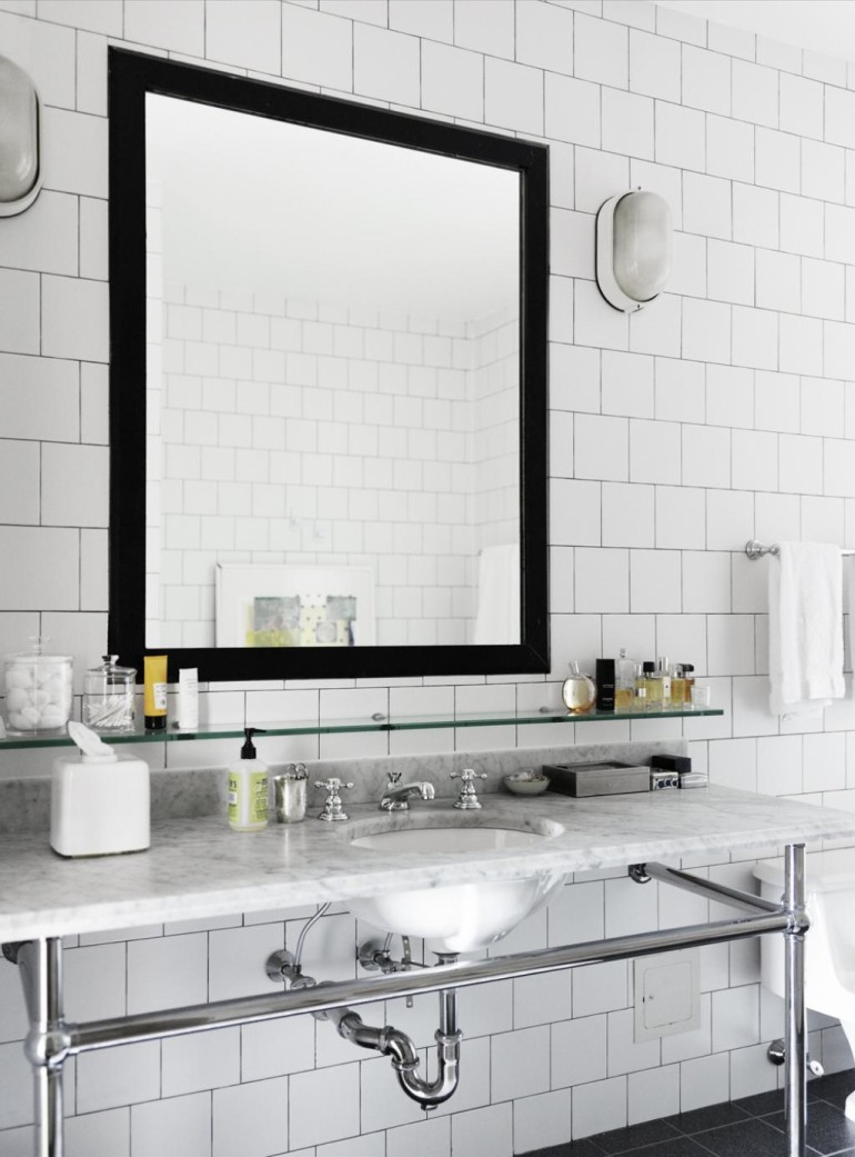 Some Bathroom Mirror Ideas That You Should Know | HomesFeed