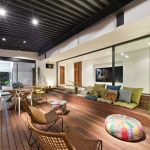 Amazing Lighting Ceiling also Traditional Chair On Picket Ground Additionally Dining Table Set The Center Room Dazzling Modern Dwelling Inside Design