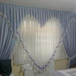 Beautiful White Blue Bedroom Curtain Design Beige stained Wall Decor Bedroom Interior Concepts