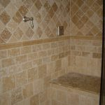Rest room elegant Rest room Ground Tile Ideas Brown Color Shower area Design Wonderful Rest room Ground Tile Concepts with Robust Safety