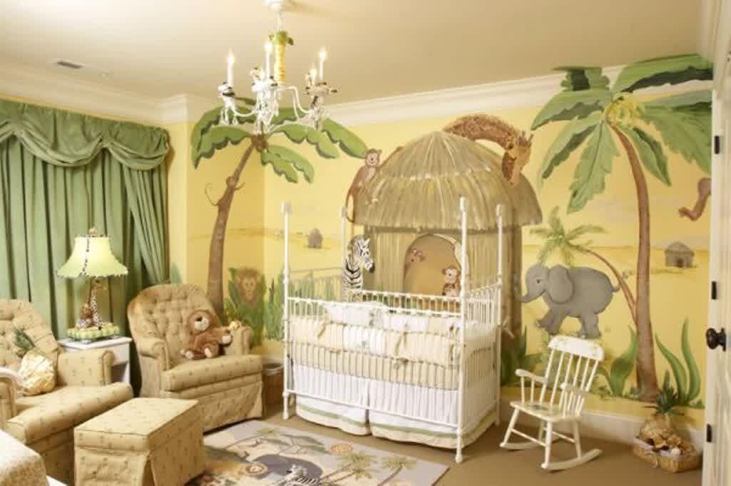Baby Girl Nursery Room Decorating Ideas | HomesFeed