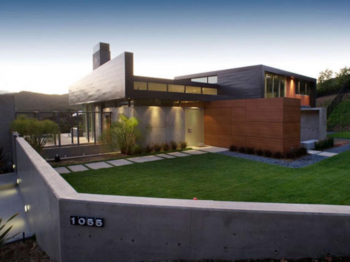 Ghana House Landscape Design Modern House