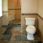 beautiful Rest room Floor Tile Ideas White Modern Water Closet decor Wonderful Toilet Flooring Tile Concepts with Robust Safety