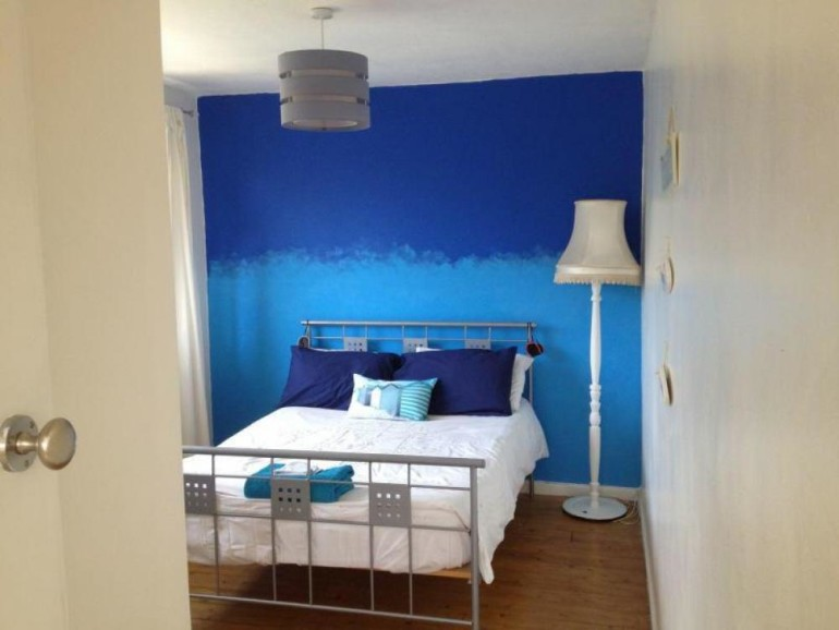 get colorful and thing with theme bedroom