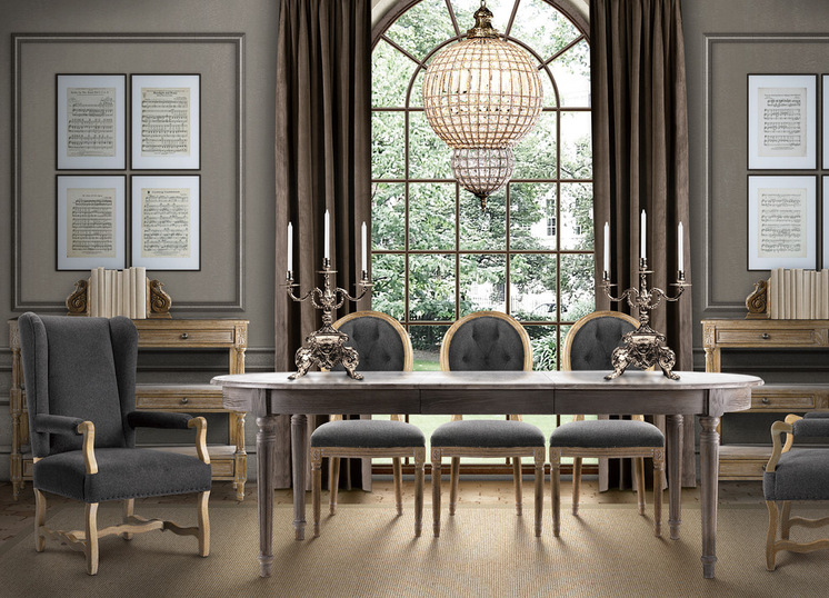Selecting The Perfect Lighting For Your Dining Room HomesFeed
