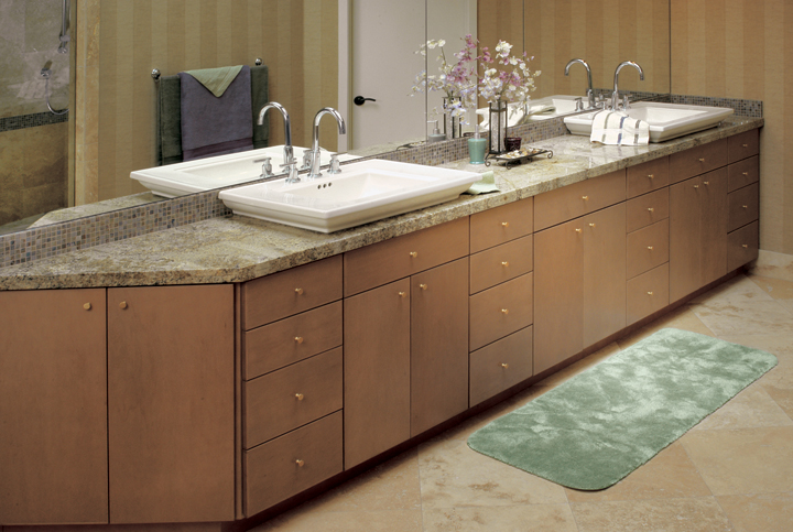 The latest cabinets trends homesfeed for Frameless kitchen cabinets