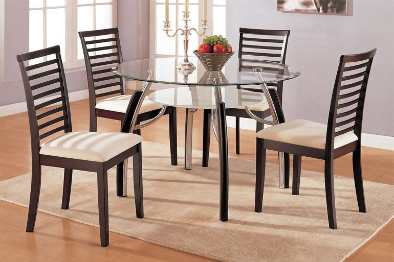 Wooden Dining Table Bench White Wool Area Rug For Room: Dining Room Table Sets And Consider Your Budget