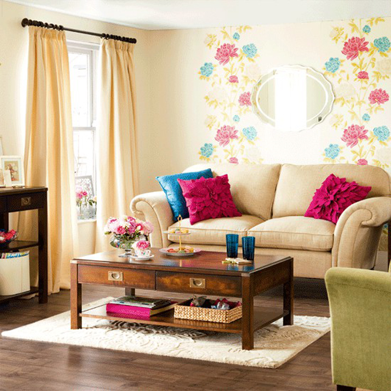 Show Your Expression By Adding Color To Your Interior Homesfeed