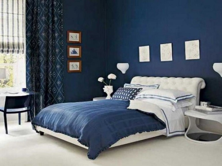 Paint colors for bedroom get to know the look you want for Large bedroom ideas