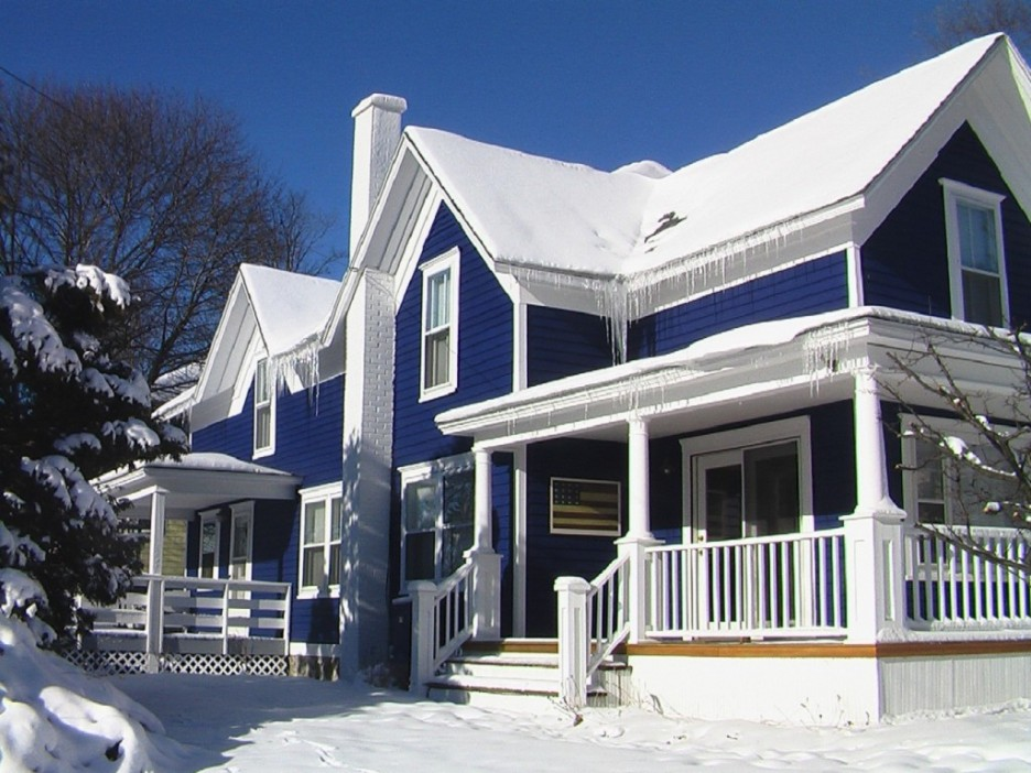elegant Modern White Home also Wall white colouring Splendid Residence Exterior Paint Mixture
