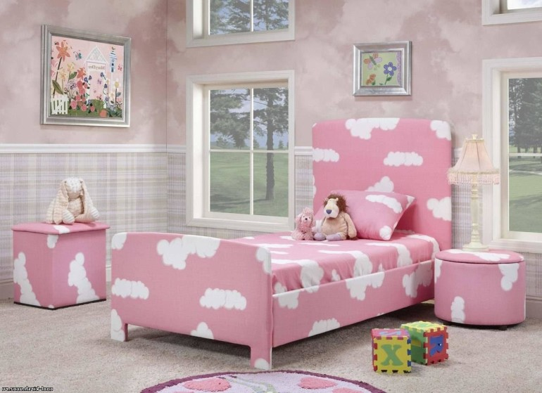 Consider What Little Girls Bedroom Ideas Want | HomesFeed