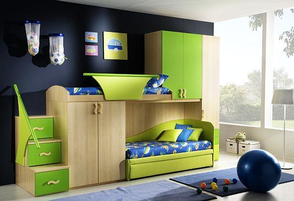 Spacious Teenage Boys Room Design Ideas | HomesFeed