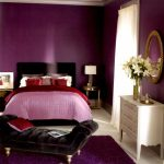 Excellent Design Idea With Fashionable Bedroom Inside Area Elegant Purple Color Applied In Tween Lady Bedroom Ideas