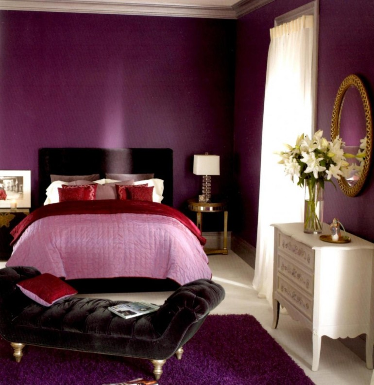 Paint Colors For Bedroom: Get To Know The Look You Want Before Decide