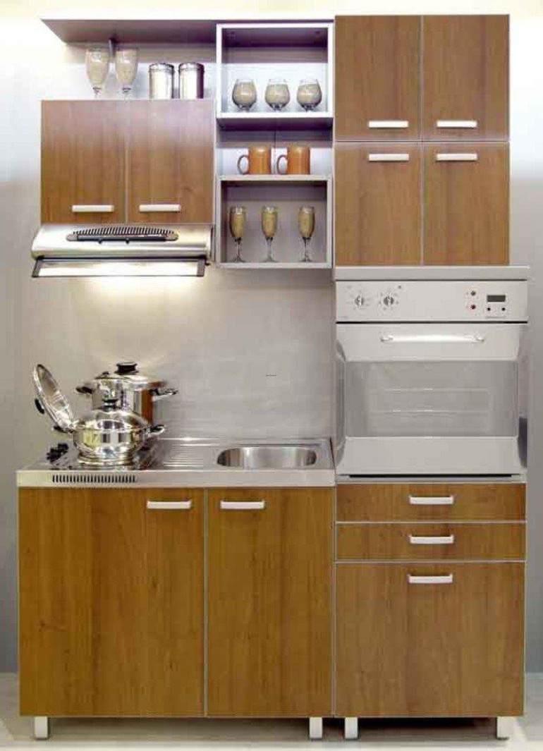 Some smart ways to create a small kitchen design homesfeed for Some kitchen designs