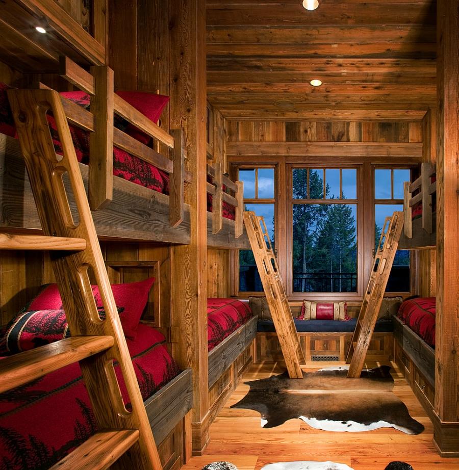 Rustic Boy Bedroom Decor: Enchanting Rustic Boys Bedrooms For Your Elegant House