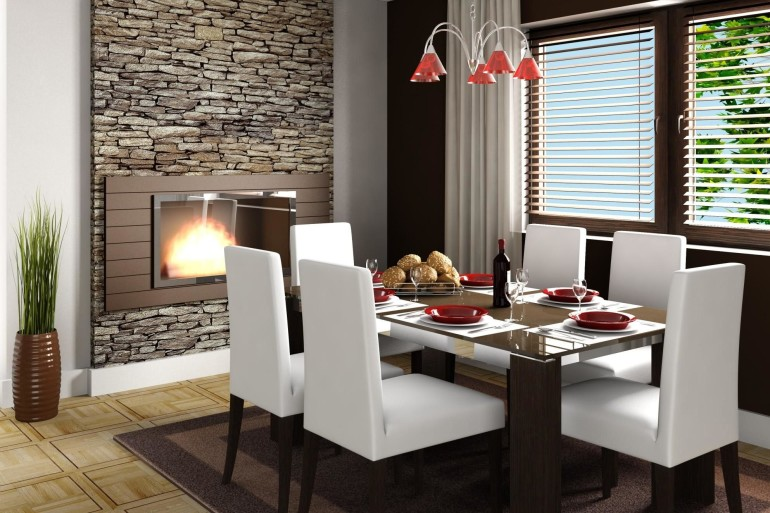 Ultra modern dining room sets