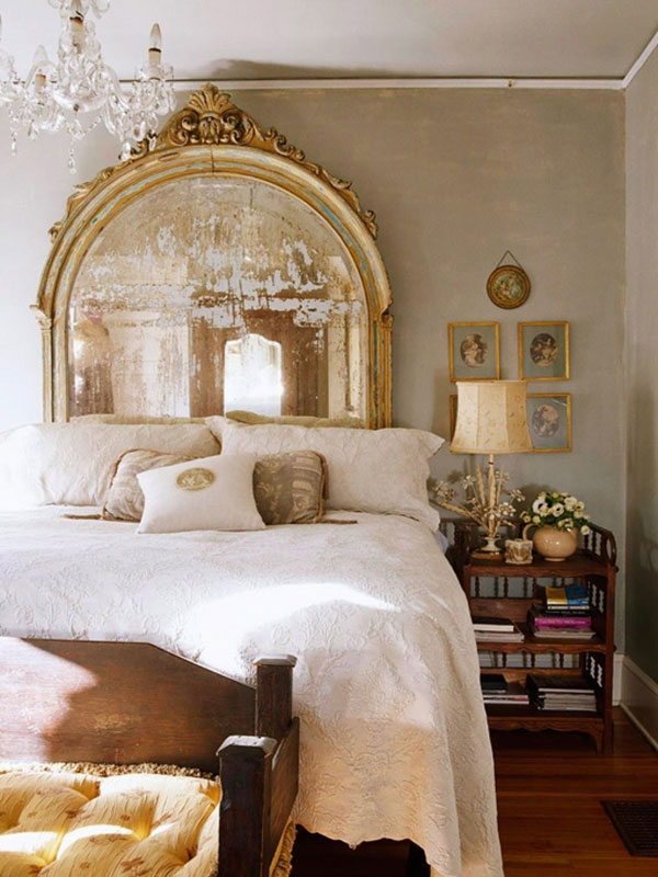 Wonderful Headboard Ideas For Chic Bedroom