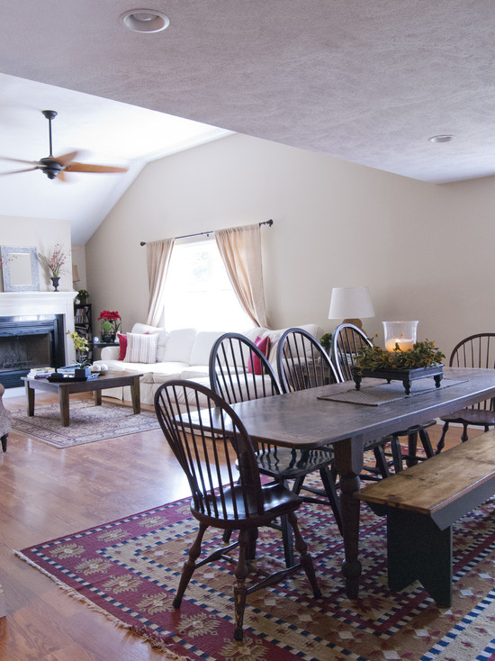 Useful Tips For Choosing Right Rug For Dining Room Homesfeed
