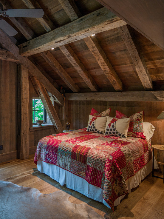 Convert Your Gloomy Attic Into An Alluring Bedroom Homesfeed