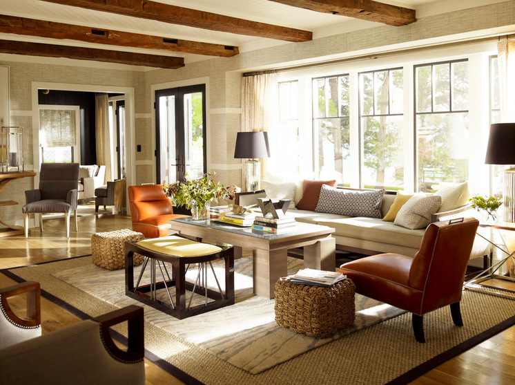 10 astounding comfortable living room designs homesfeed for Comfortable living room ideas