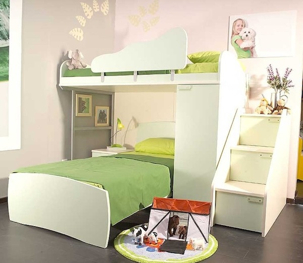 Tips On Choosing The Right Bunk Bed For Your Kids' Room ...