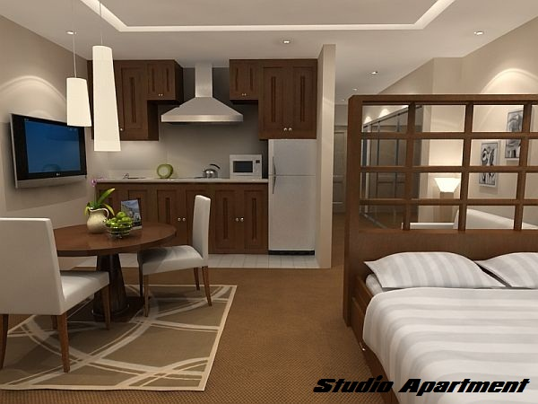 Maintaining a Small Studio Apartment into a Comfy Space to Stay ...