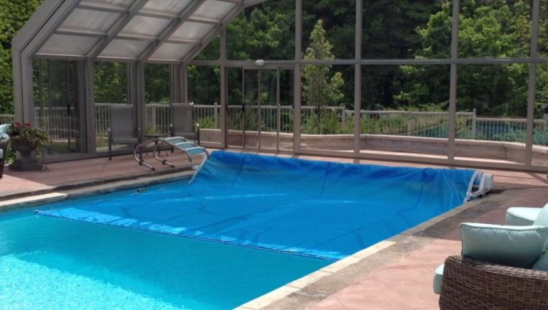 Get the list of swimming pool maintenance and bring a for Indoor pool with retractable roof
