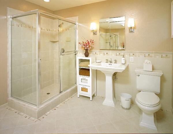 Ideas on how to make luxurious bathroom for small space - Luxury bathrooms in small spaces ...