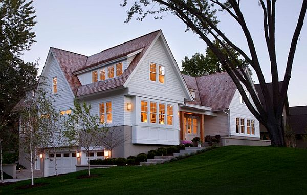 Several considerations before changing your home exterior - Change the exterior of your house ...