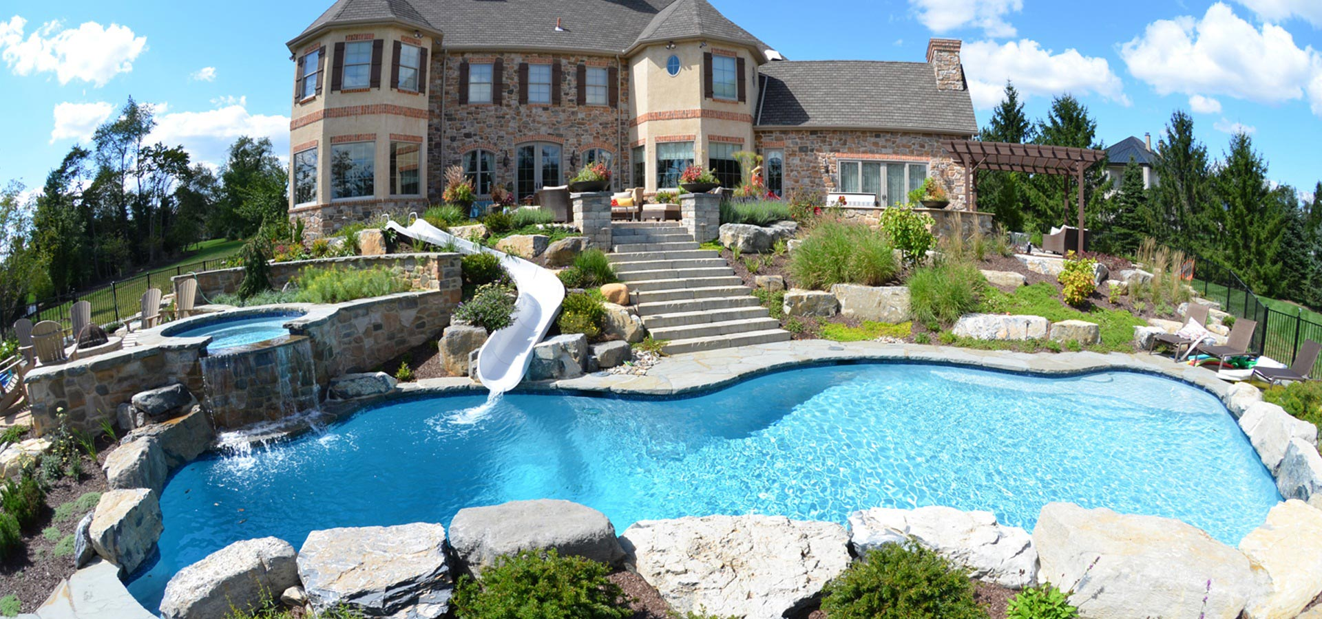 Underground swimming pool designs design ideas for Best in ground pool