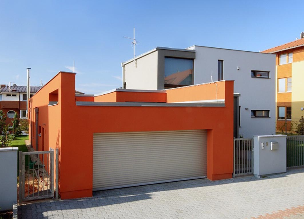 Modern house colors exterior modern house for Modern exterior colours