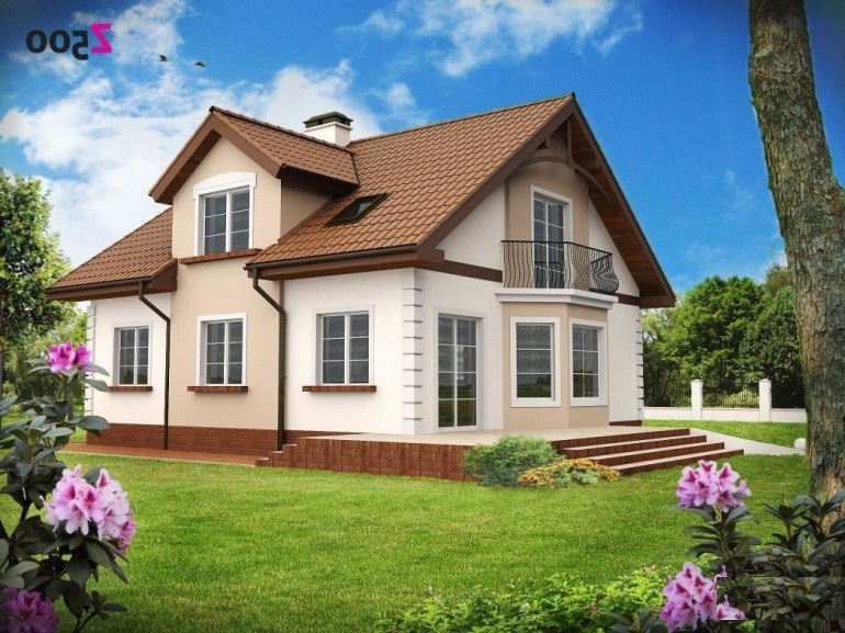 Get Fresh Look With Best Exterior House Paint | HomesFeed