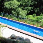 stunning Paradise Covers Designer Semi Prices Polar Salt Water Pool In Pool