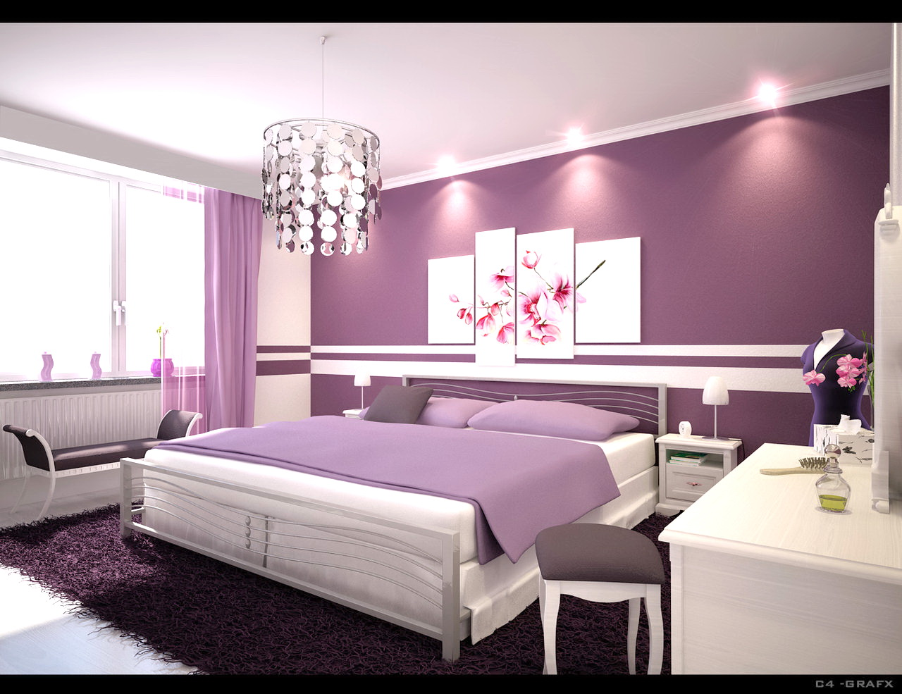 Modern Colours For Bedrooms 3 Essential Considerations In Choosing Paint Color For Your