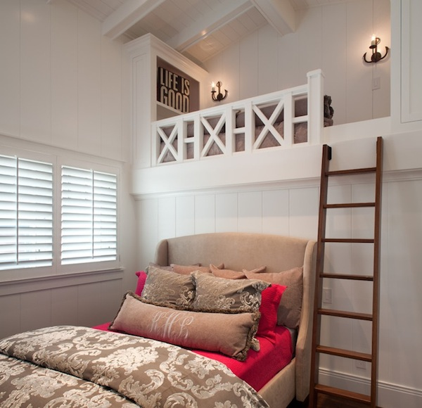 Beautiful Loft Beds For Your Kids Homesfeed
