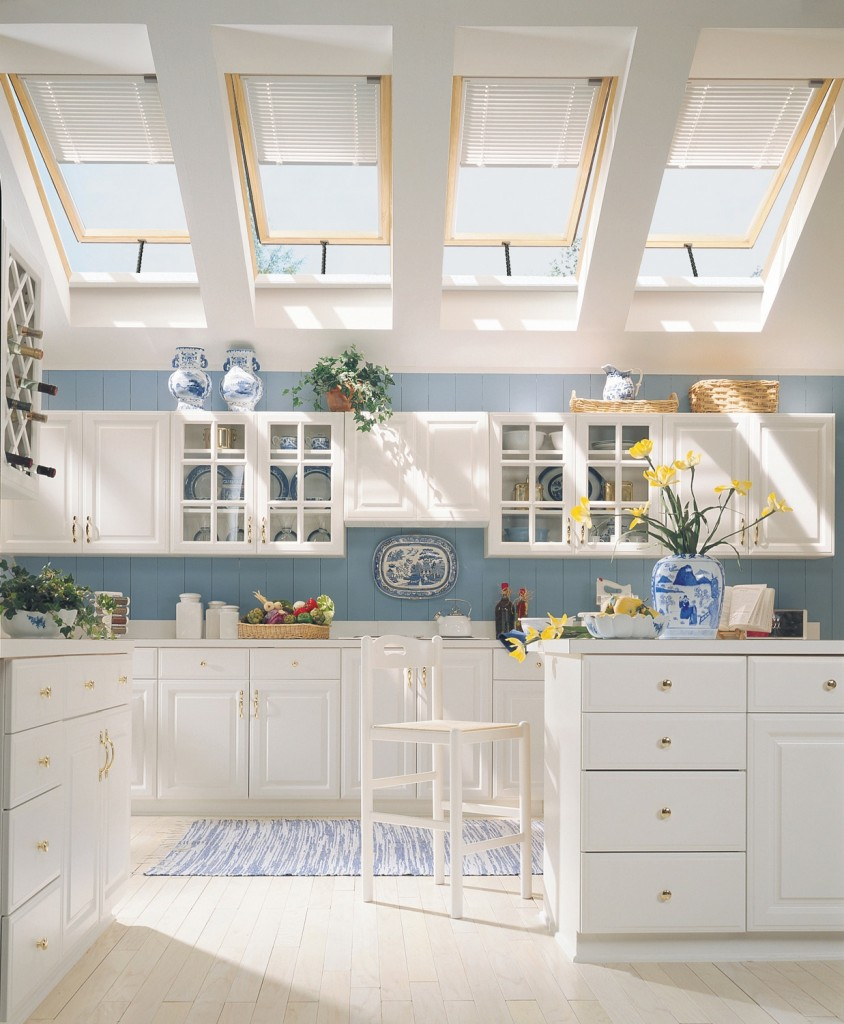 Painting Wood Kitchen Cabinets White: Bring Natural Light Into Your Kitchen With These Tips
