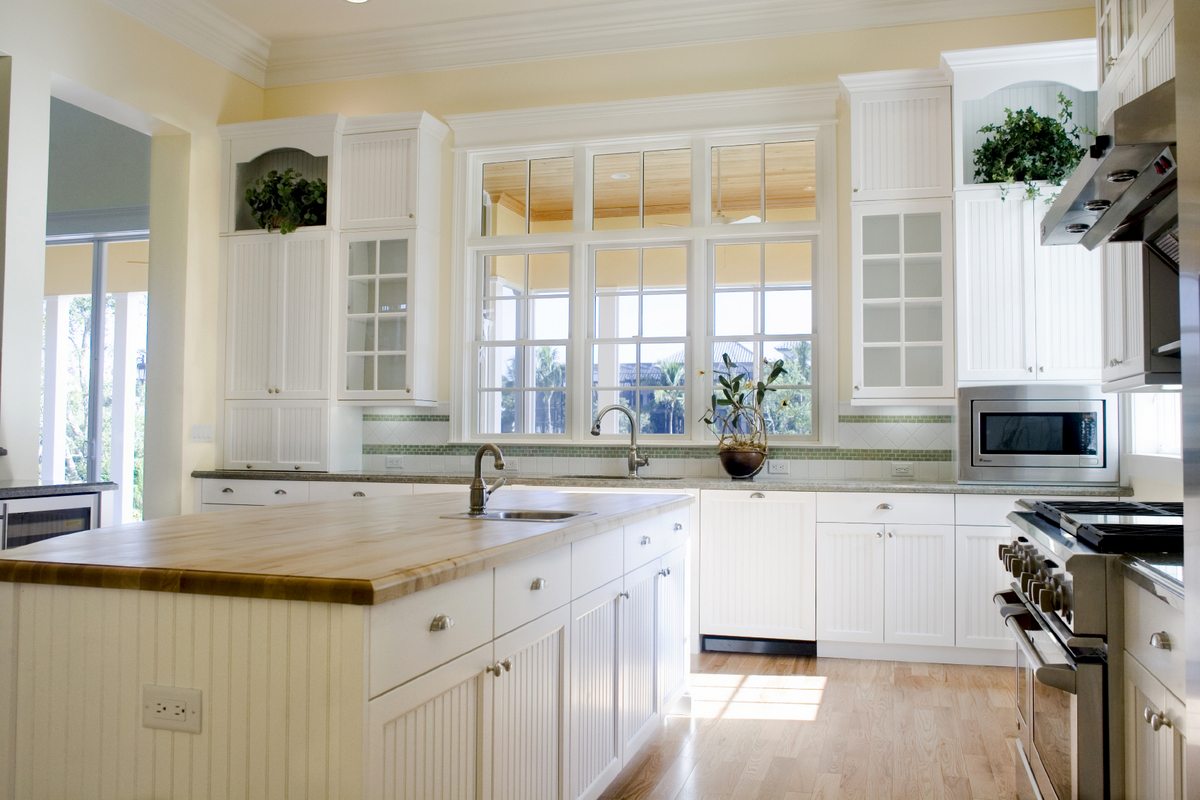 Bring natural light into your kitchen with these tips Bright kitchen