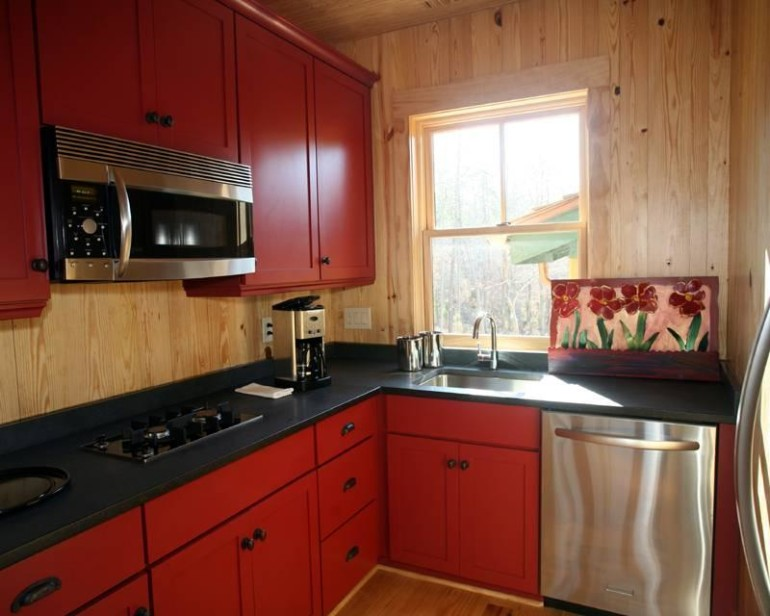 Some smart ways to create a small kitchen design homesfeed for Small kitchen interior design