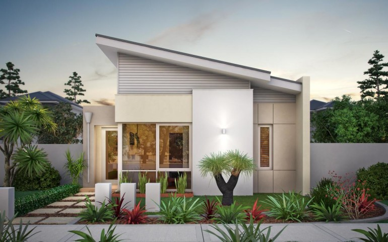 Roof Design Ideas: Know The Feel You Want For Exterior House Paint