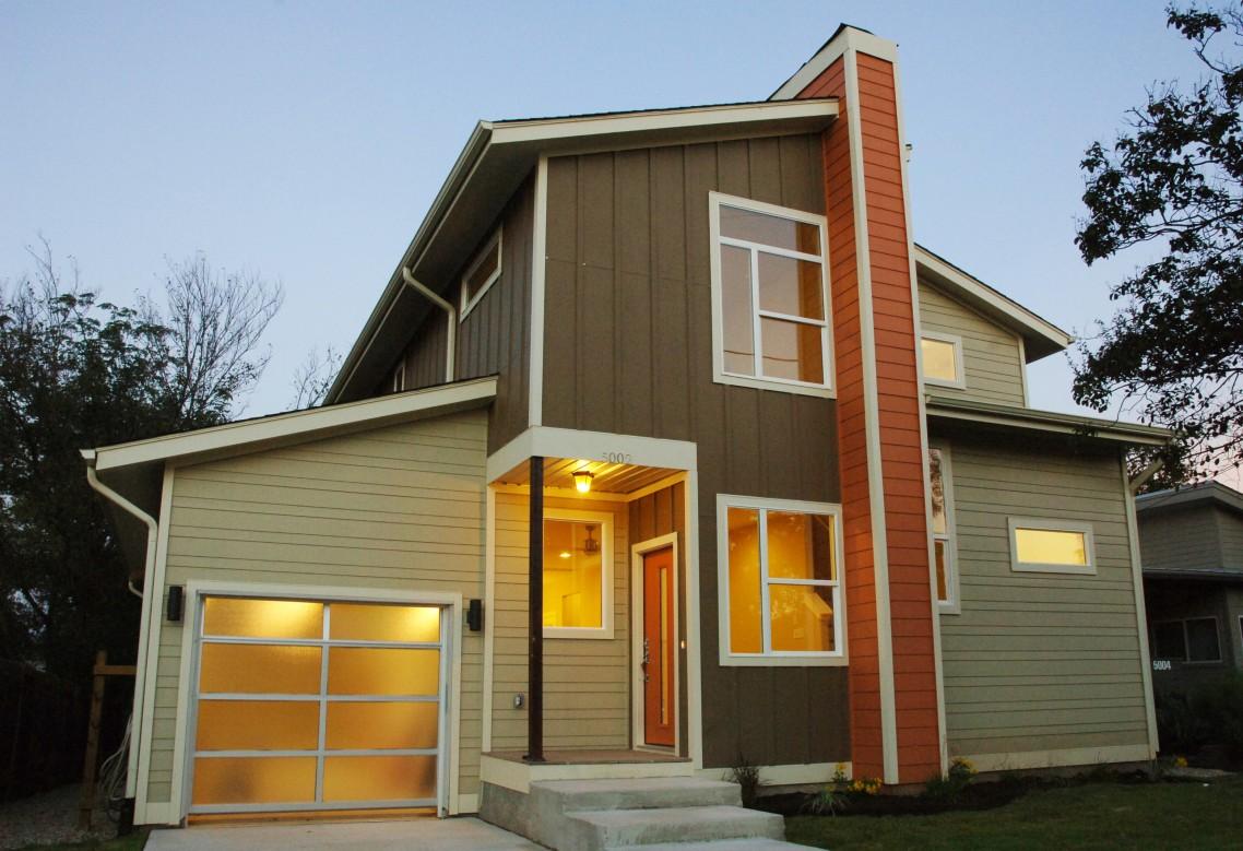 Inspiring Modern Exterior House Materials Images - Exterior ideas ...