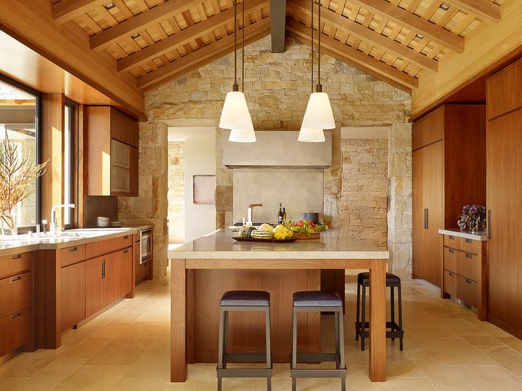 Elegant Farmhouse Kitchen for Your Inspiration  HomesFeed -> Kuchnia Kaflowa Domu