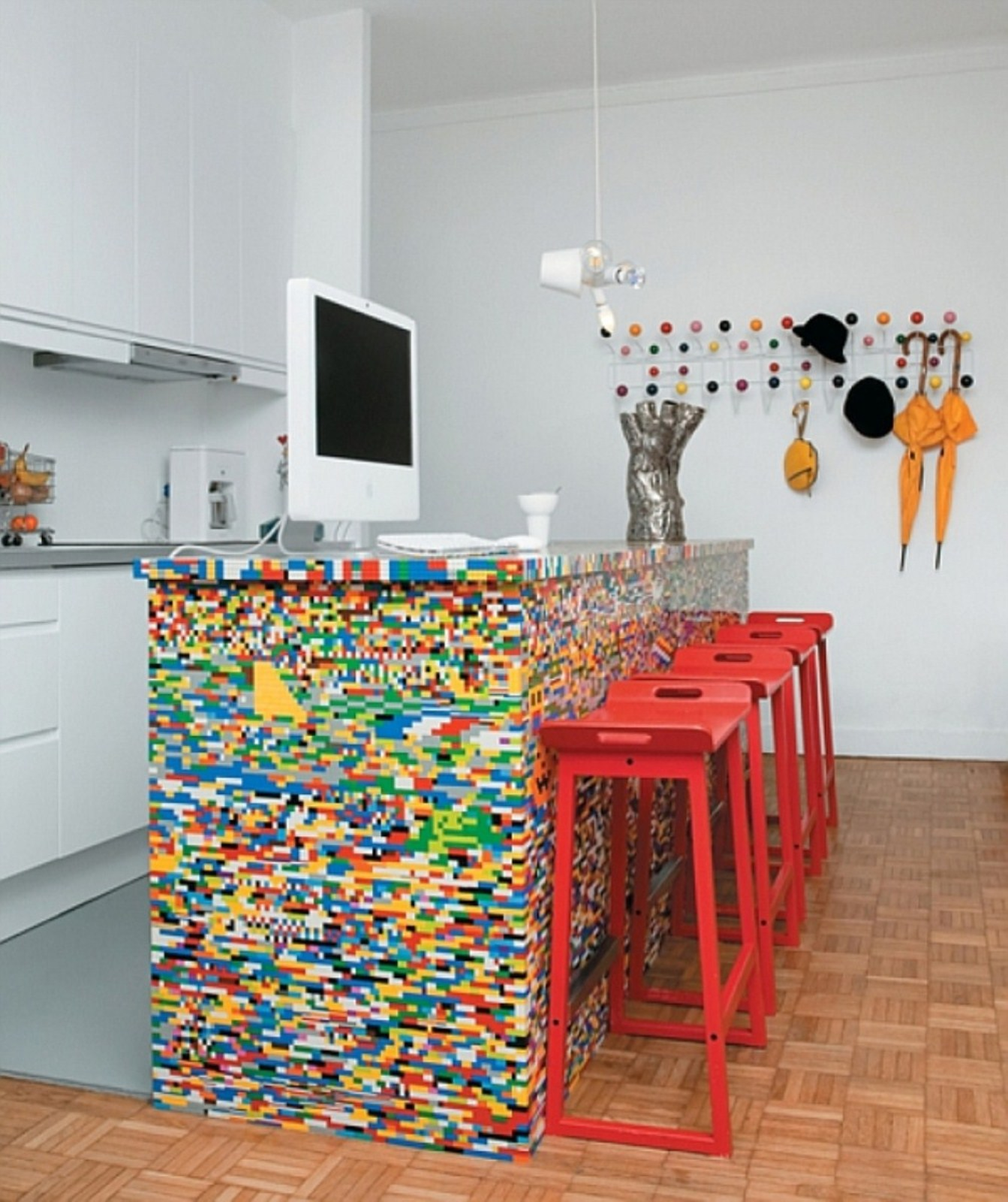 Colorful Kitchen How To Sprinkle Your Kitchen With Colors Homesfeed