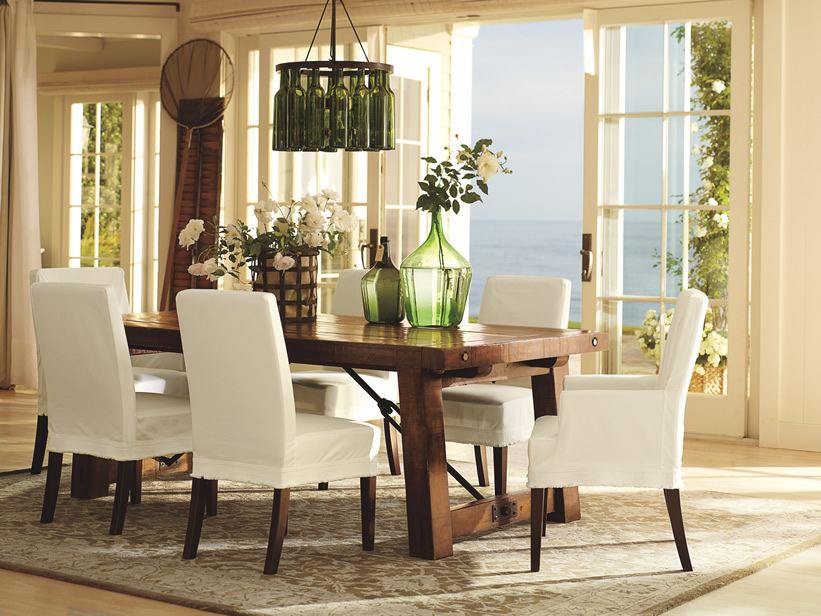 How to find perfect furniture for your house homesfeed for Homes with beautiful dining rooms