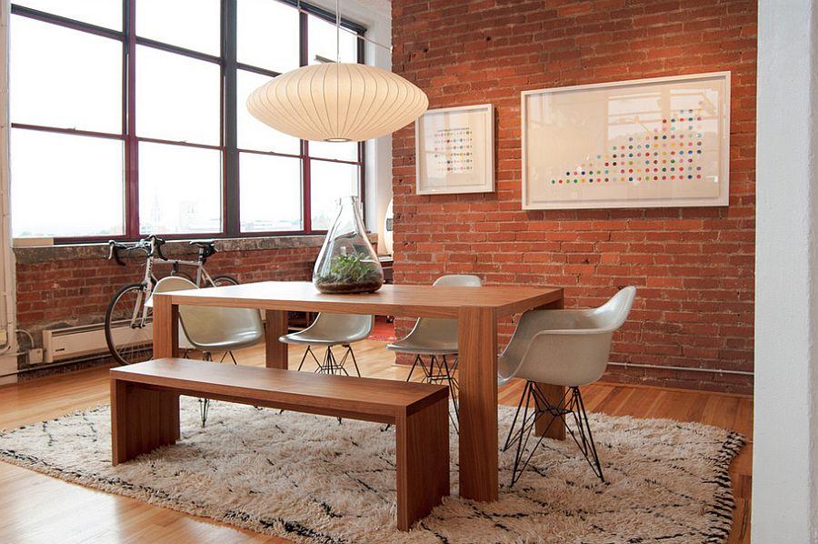 13 Industrial Dining Room Design Ideas | HomesFeed