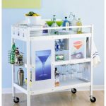 Bar cart for beverages bar cart Ikea white bar cart white bar cart Ikea white elegant bar cart Ikea portable white bar cart Ikea wheel-white bar cart Ikea indoor white bar cart stylish white bar cart Ikea white bar cart for wine party