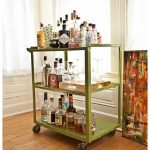 Bar cart from metal green metal bar cart green bar cart Ikea green metal bar cart for wine simple  bar cart Ikea green bar cart bar cart for beverages bar cart for snacks bar cart for cocktail party indoor bar cart